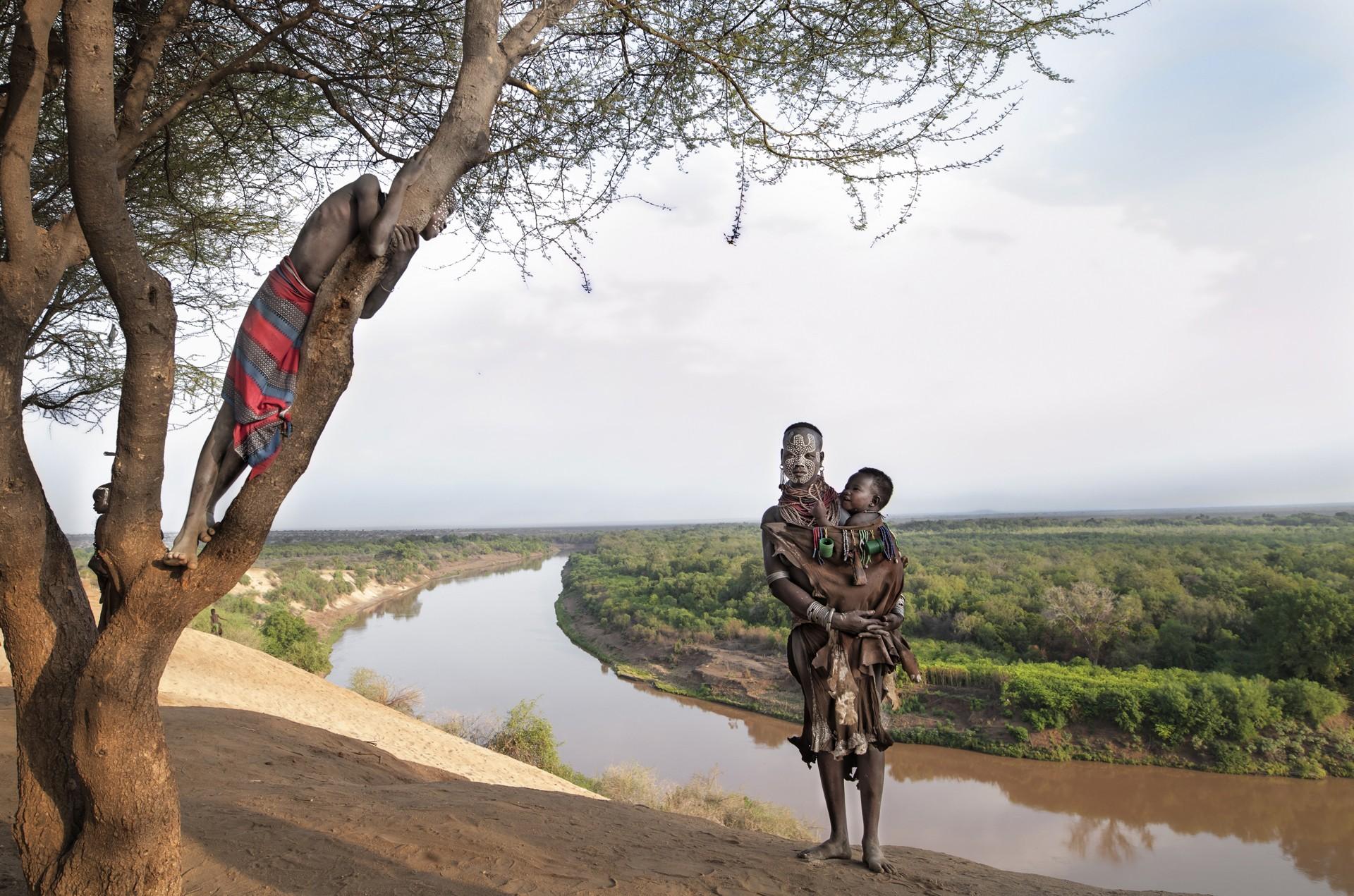 OMO RIVER SUD ETIOPIA