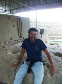 Massimo Pegoraro, titolare di Viaggitribali Tour Operator