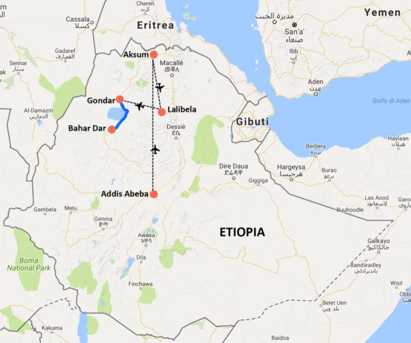 ETIOPIA easy