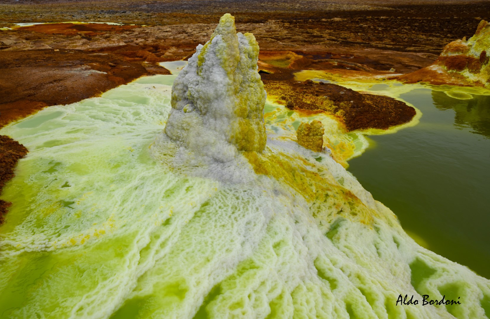 Dallol di Aldo Bordoni