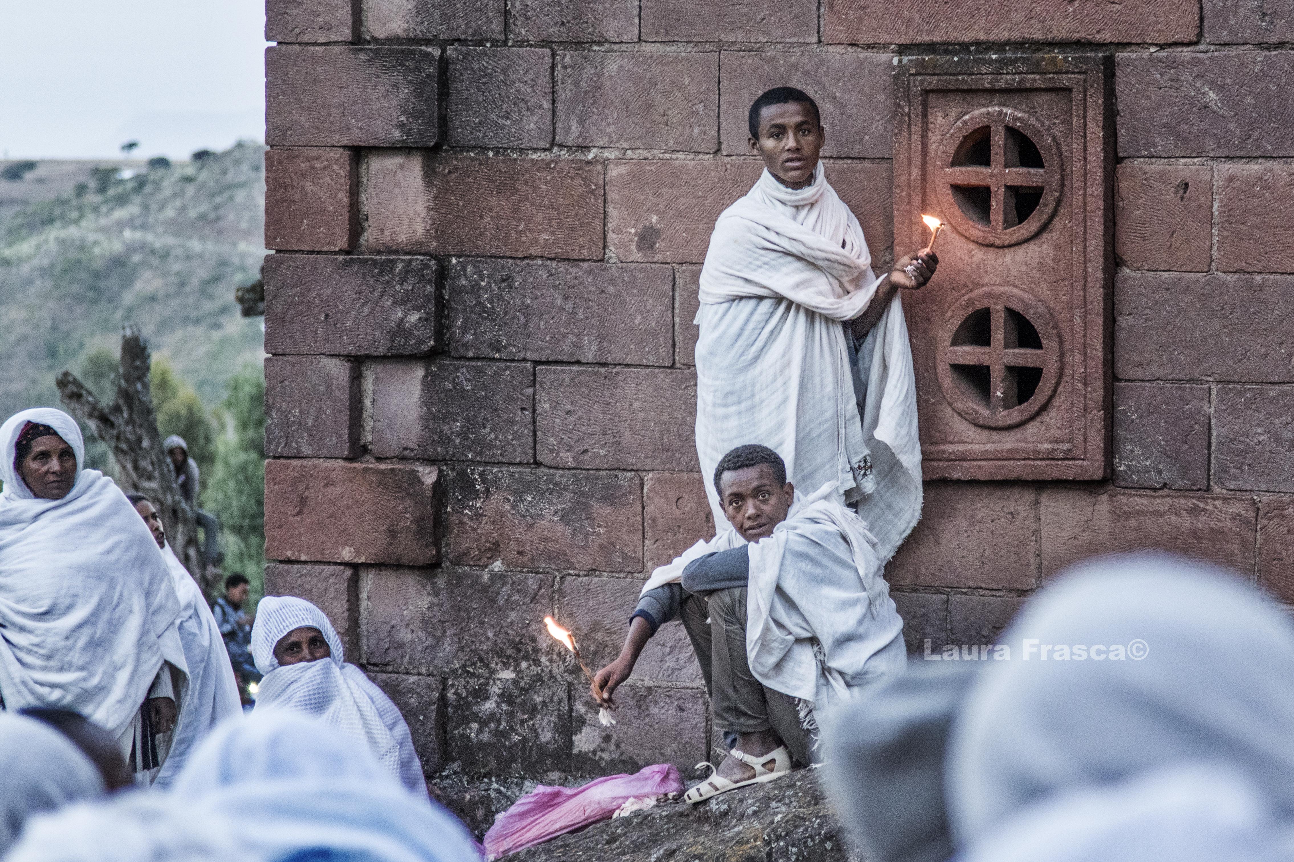 ETIOPIA, Rotta Storica