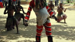 mapiko-dance