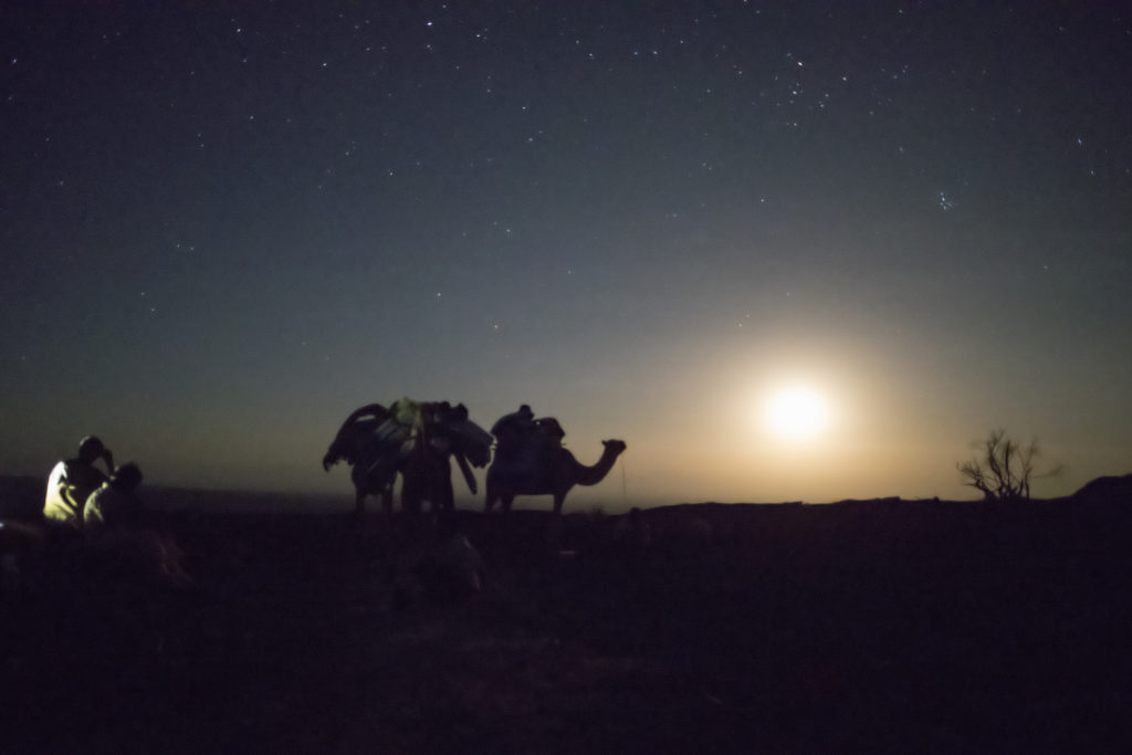 FULL MOON DANCALIA E NORD ETIOPIA