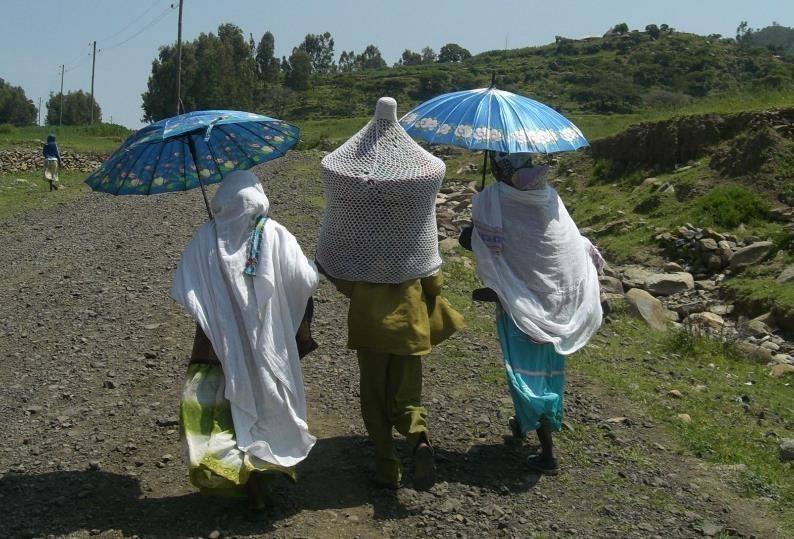 Natale in Etiopia Genna e la Dancalia