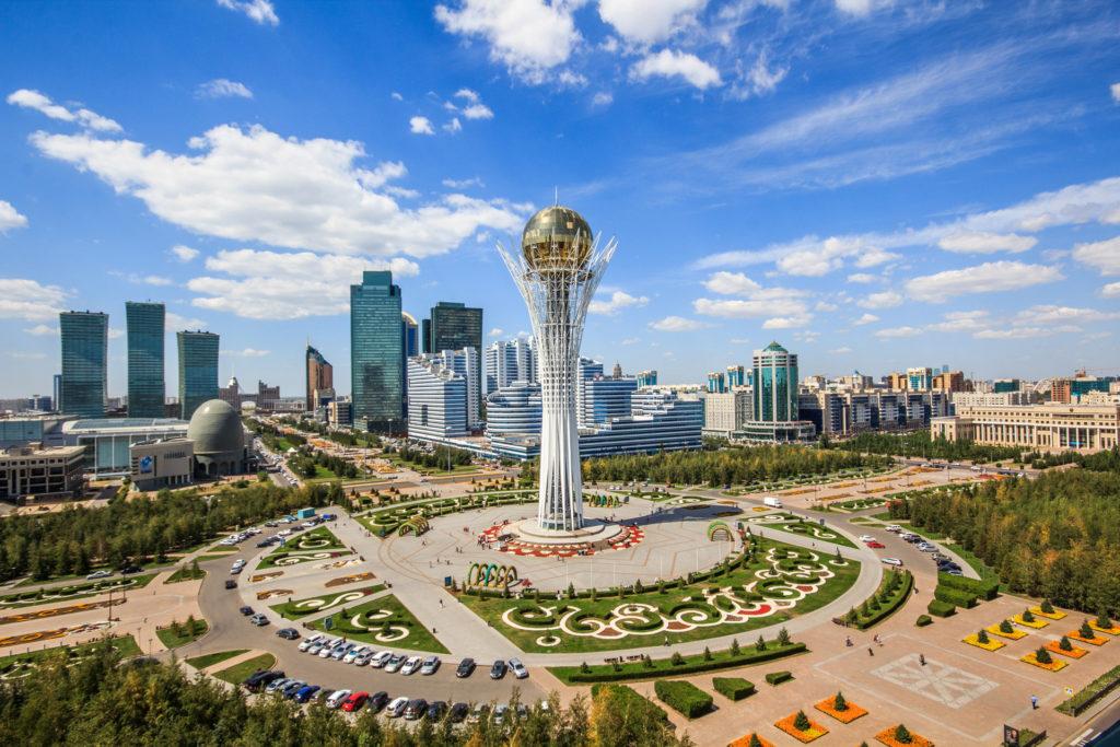Astana Baiterek