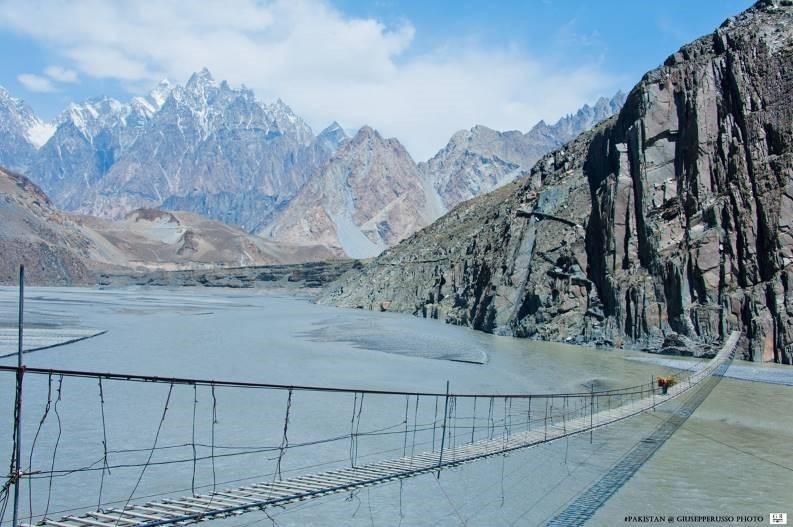 paesaggio Pakistan