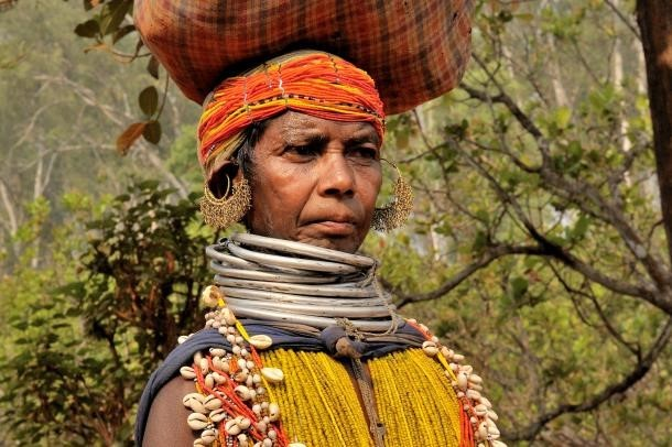 orissa tribale