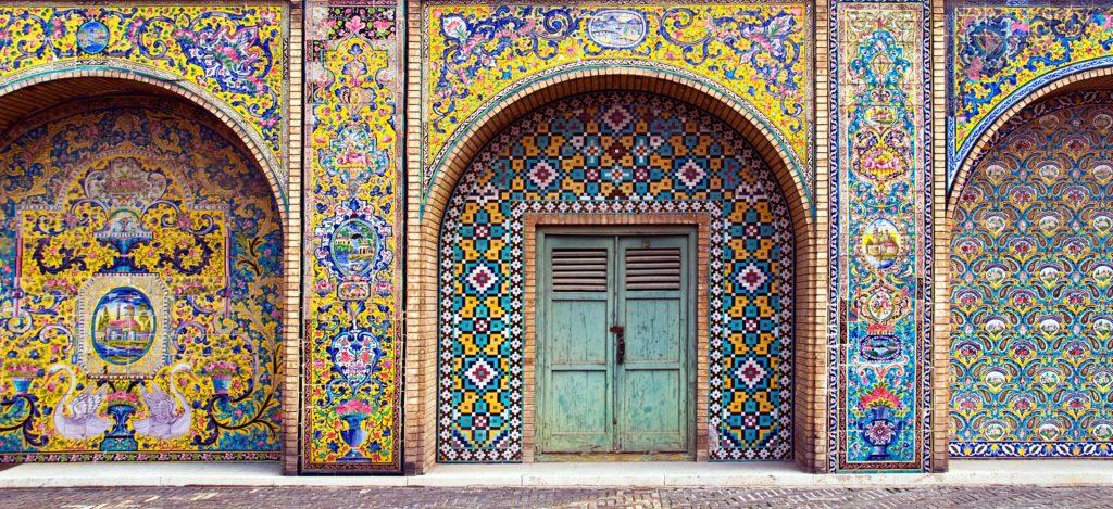IRAN, Classic Tour