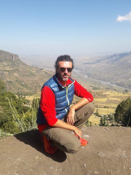 max in Etiopia gola NIlo Blu