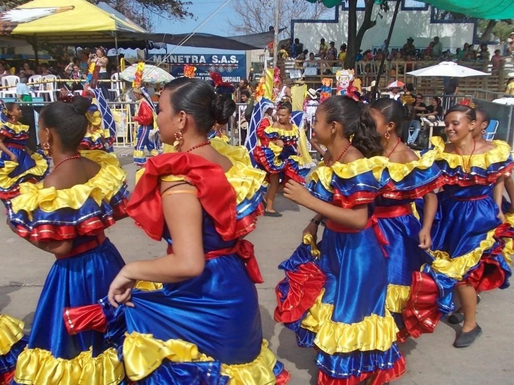 Colombia e Carneval de Barranquilla