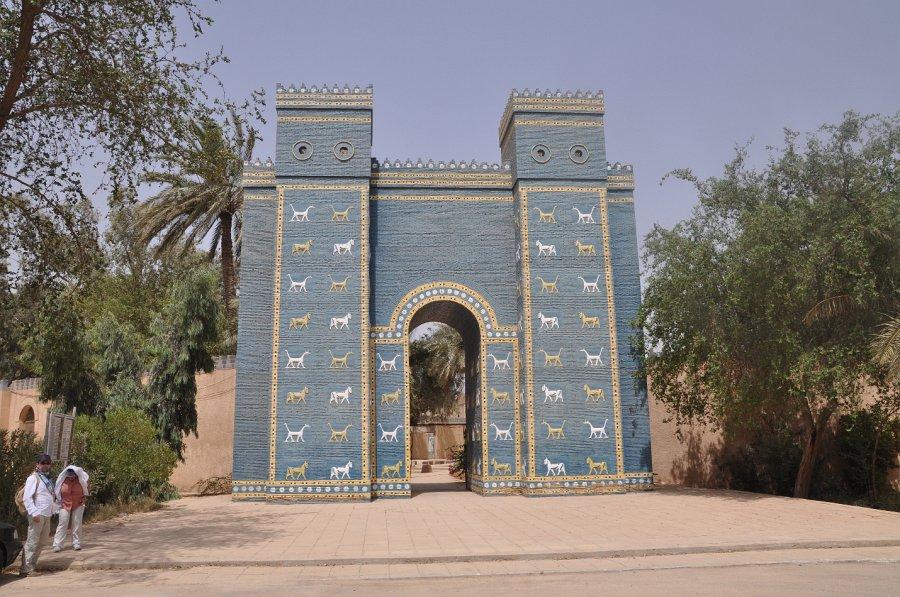 IRAQ, Ritorno in Mesopotamia