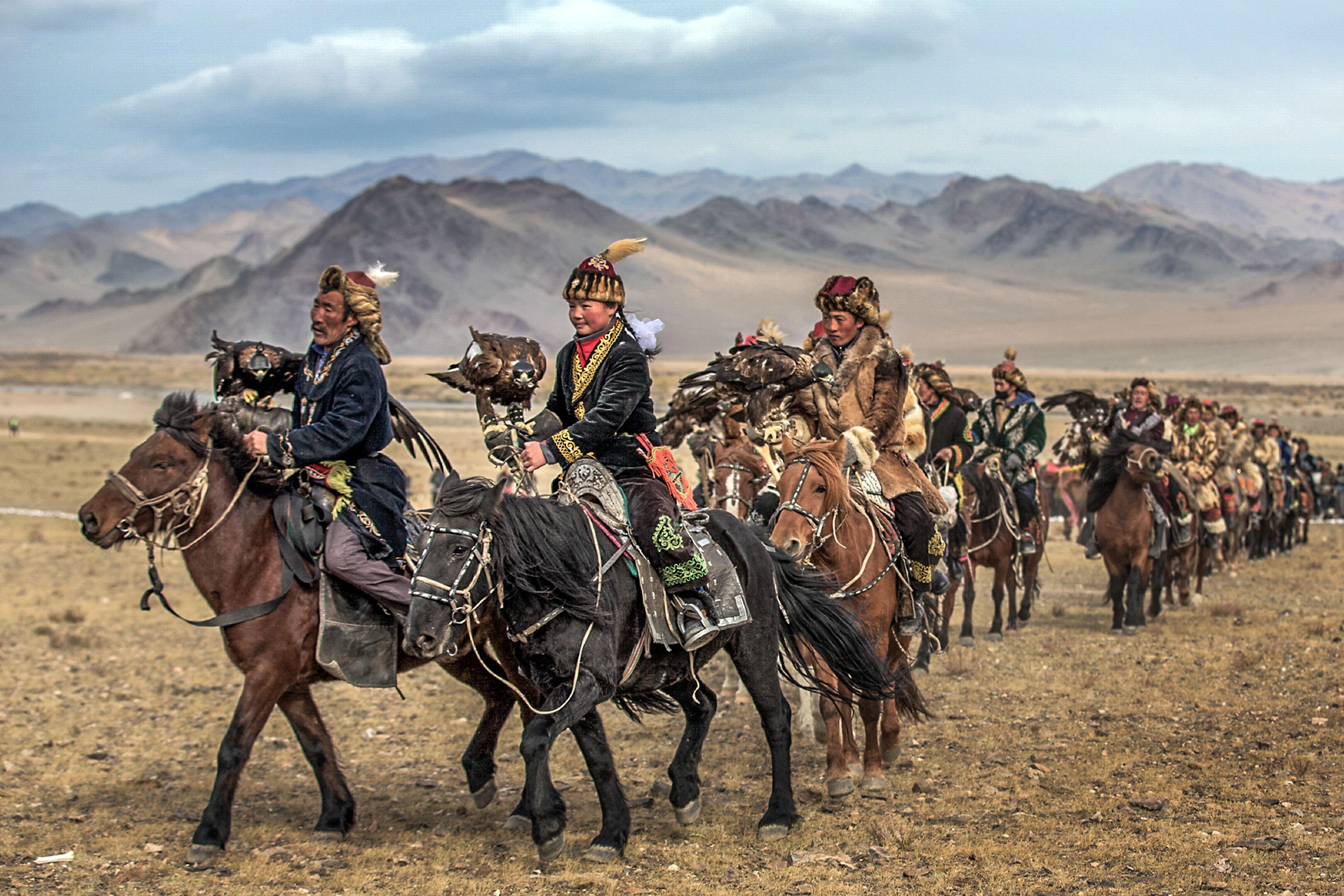 MONGOLIA EAGLE FESTIVAL