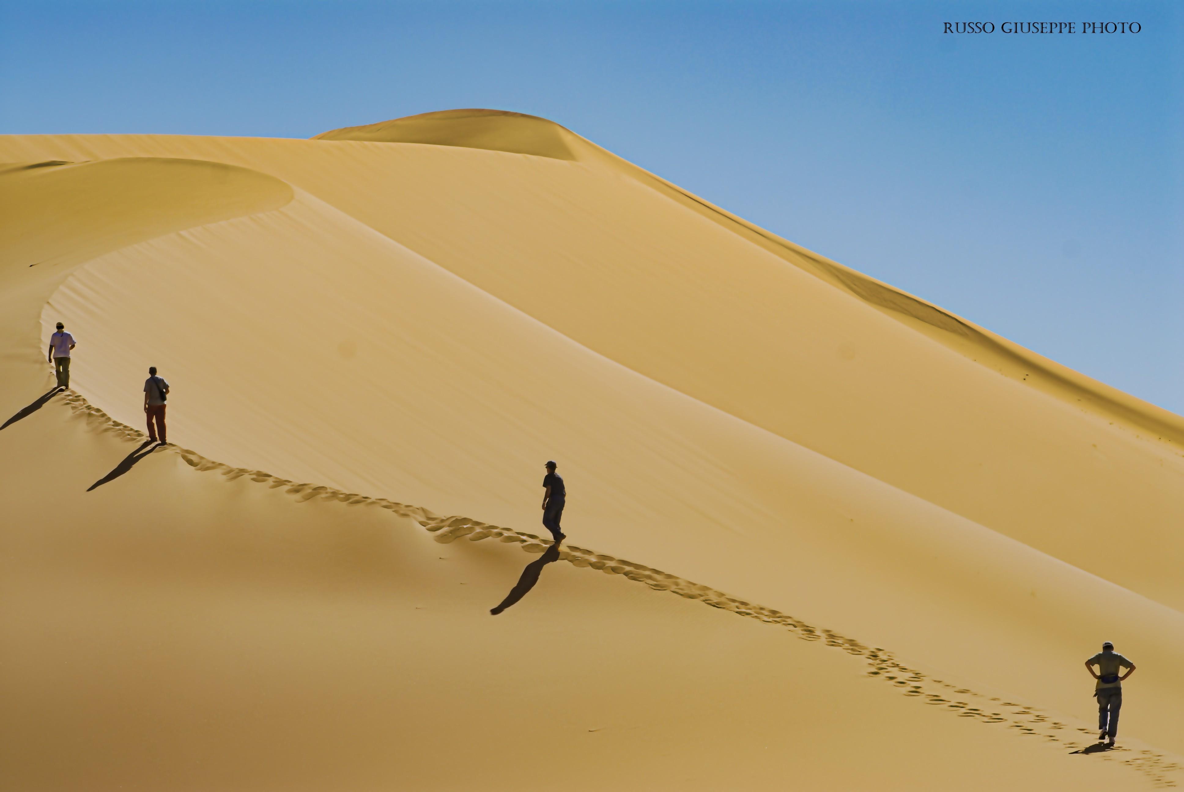 ALGERIA, IL DESERTO PIU' BELLO
