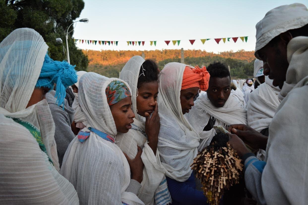 Capodanno in Etiopia del Nord con Dallol