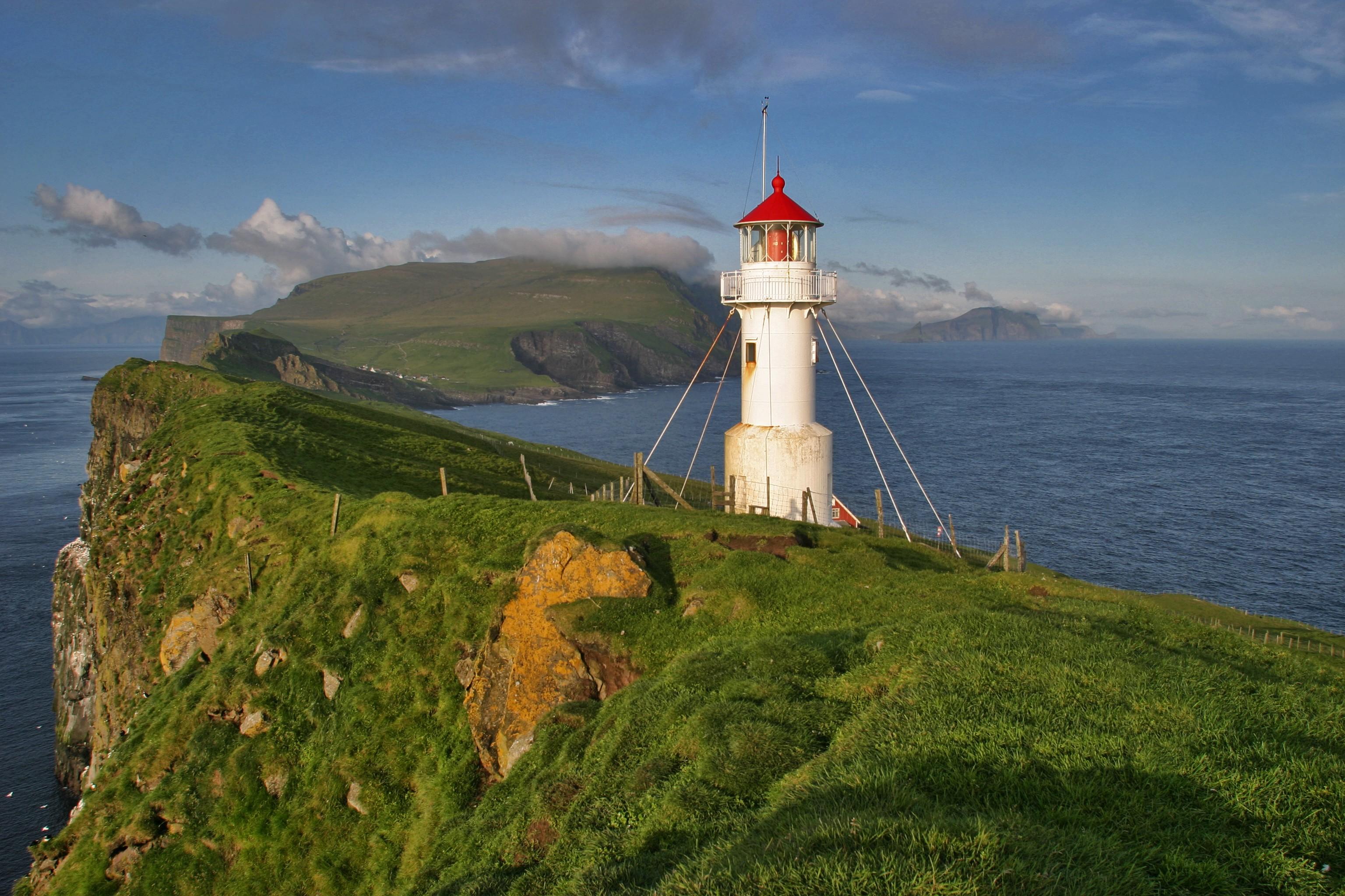 The island of Mykines-Faroe Islands-@olavur-fredriksen