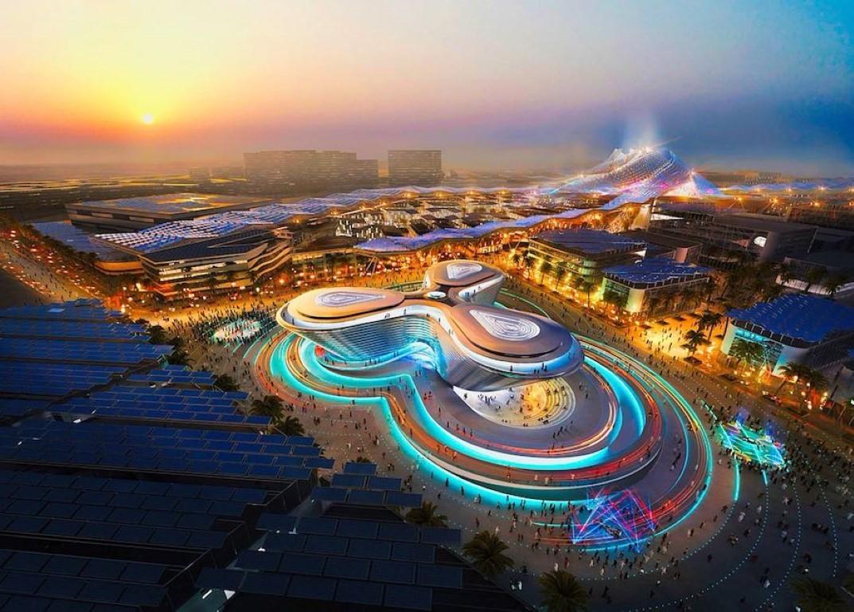 EXPO DUBAI EXPERIENCE